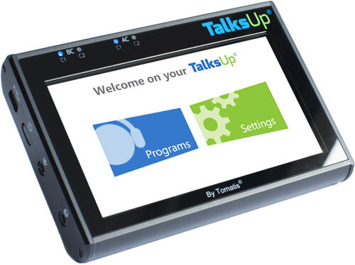 TalksUp® device Tomatis®