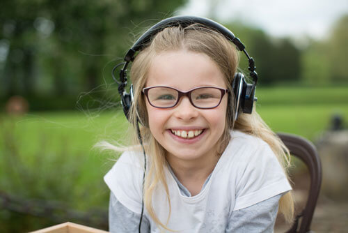 Tomatis® Child headphones